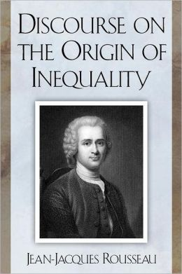 "rousseau essay discourse inequality A social contract implies an agreement by the  the essay explains why rousseau blames society for  ""the discourse on inequality and the social."