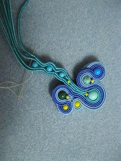 Beads, Fibre & More Goodness  Ademas de tecnica tienen ¡¡organizacion de materiales!!
