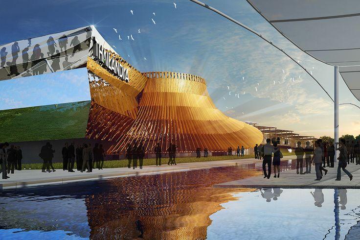 #Thailand #Pavilion #Expo2015 #ExpoMilano2015