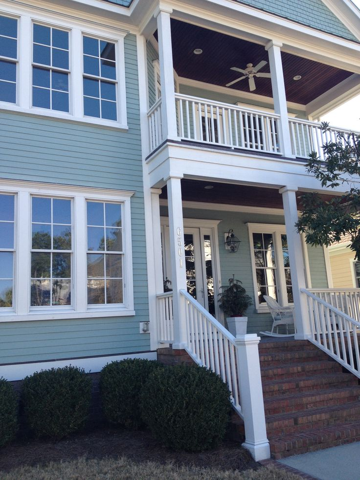 Halcyon Green SW 6213 | Exterior paint colors for house ...