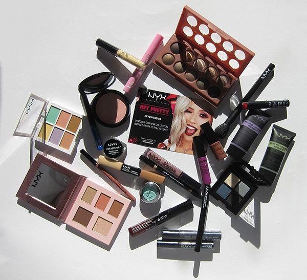 NYX Make-Up Neuheiten: Matte Lippen und meh