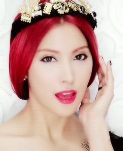 Gyuri - Damaged Lady MV GIFs