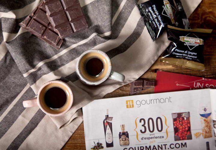 BARISTA ITALIANO ⟼ Caffè Macinato e Capsule Nespresso®