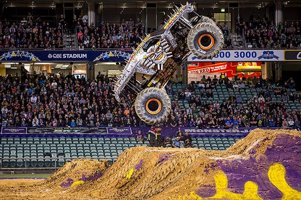 "#Win 4 tickets PLUS pit passes to Monster Jam Melbourne! http://mummytotwinsplusone.com/monster-jam-giveaway Go to the giveaway page and leave a comment answering this question, ""Why would hubby or dad love to win tickets to Monster Jam in Melbourne?"" #monsterjam #family #FathersDay #dads #mums #parents #kids #Melbourne #giveaway #comp #competition #prize #monstertrucks #highpoweredvechicles #trucks #bigtrucks #monstertrucksmelbourne #FreestyleMotocross #Motocross #RacingDonuts #PitPasses…"