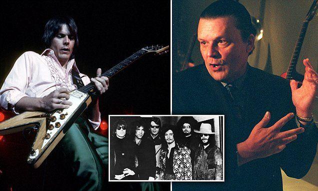 Musician John Warren Geils Jr. dies in Massachusetts at 71