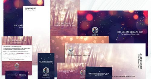 Get a free Overnight Prints Business Card