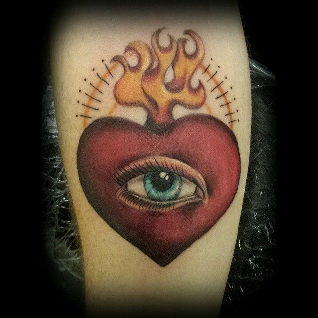 15 best sacred heart tattoos images on pinterest sacred for Sacred ink tattoo