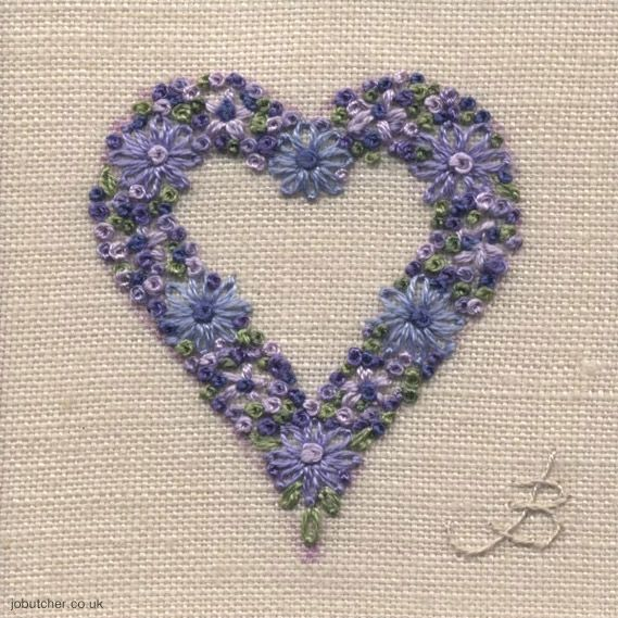 Lavender Heart  amazing and beautiful!!!  check out her site.