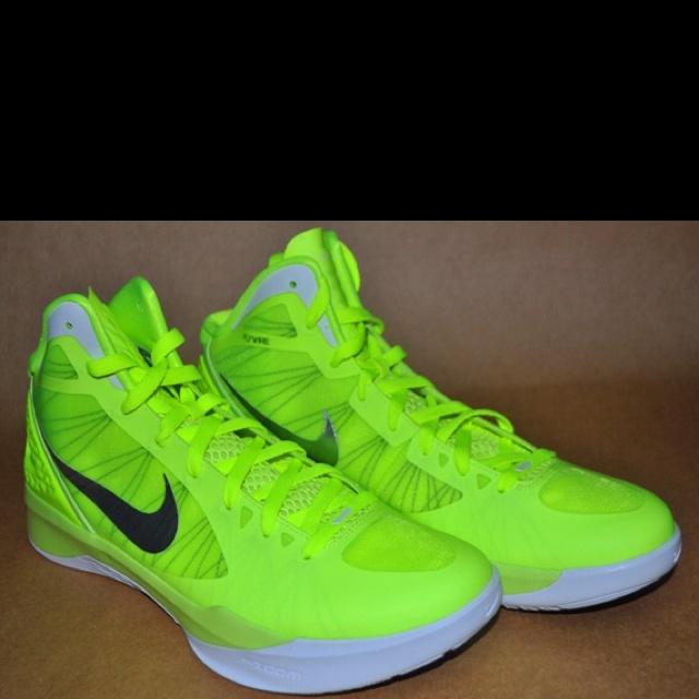 Online 2015 Nike Hyperdunk 2013 Lunar Sonic Yellow Dark Grey Tou