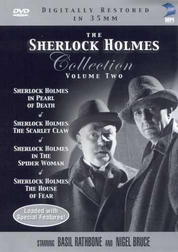The Sherlock Holmes Collection, Vol. 2 [4 Discs] [DVD]