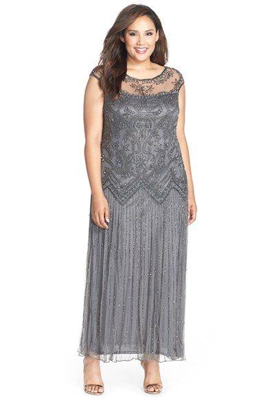 1000  images about 1920s Plus Size Dresses on Pinterest - 1920s ...