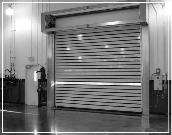 Loading Dock Garage Door