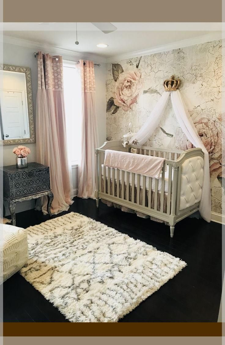 10 süße Baby Mädchen Kinderzimmer Ideen für Ihre kleine