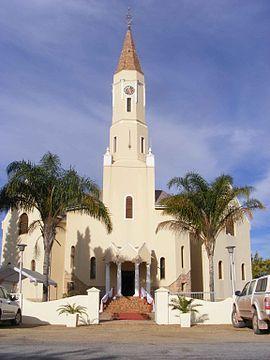 Dutch Reformed church, Redelinghuys - Wikipedia