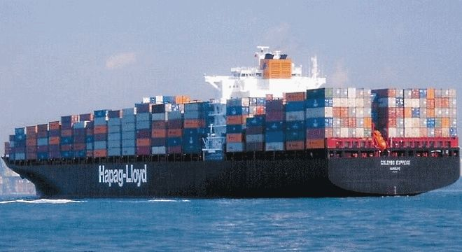 HAPAG-LLOYD CONSIDERS MORE INVESTMENTS IN CONTAINER SHIPS