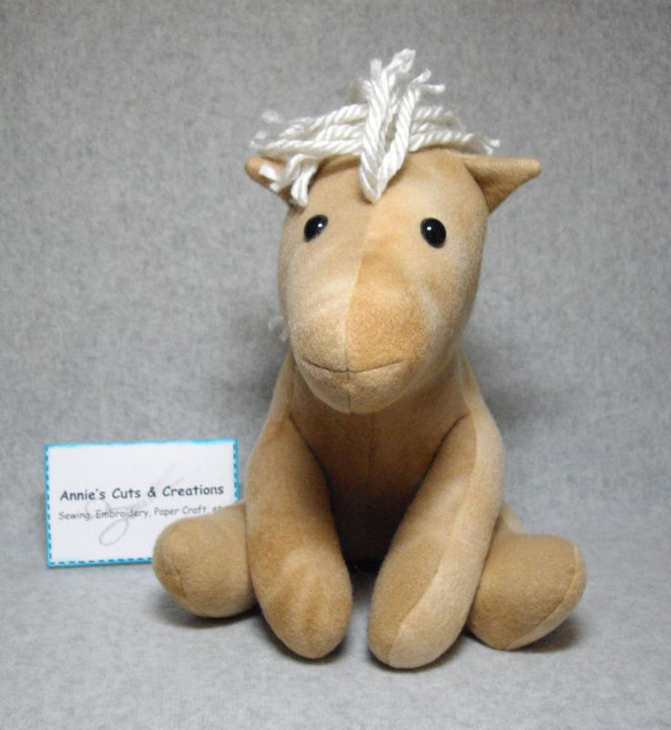 25 Unique Stuffed Horse Ideas On Pinterest Plush Horse
