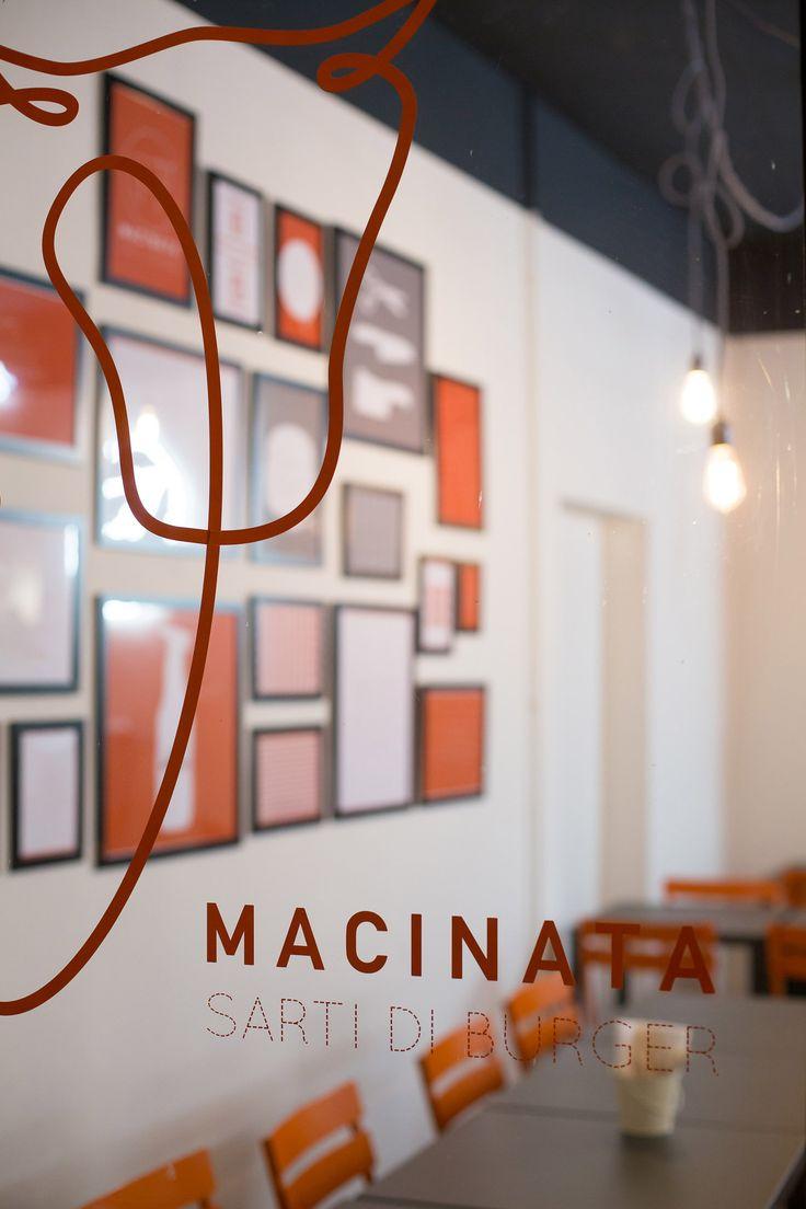 iDesignMe-Macinata-burger-milano-logo iDesignMe-Macinata-burger-milano-burger #food #hamburger #restaurant #Milan #foodporn