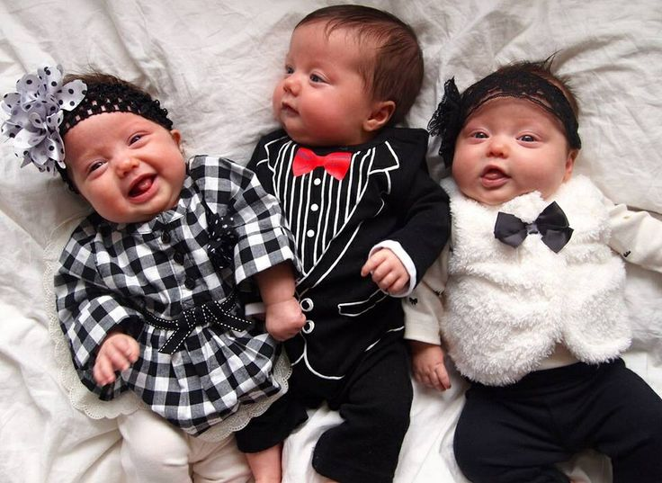 21 Best Images About Triplet Newborn Shoot On Pinterest