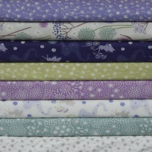 Quilt fabric FQ Bundles for all your craft and sewing needs!