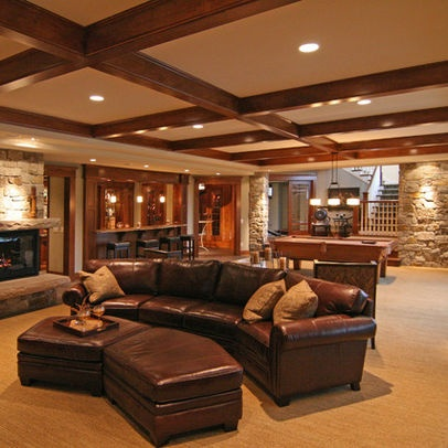 46 best rec room & basement ideas images on pinterest | basement