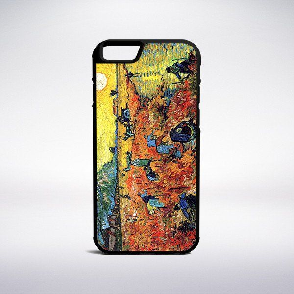 Vincent Van Gogh - The Red Vineyard Phone Case – Muse Phone Cases