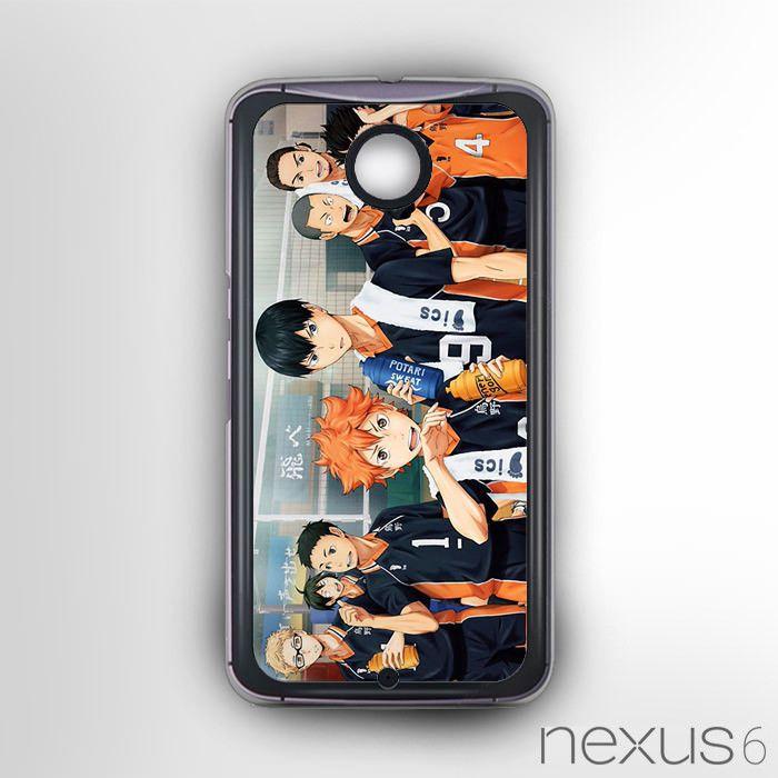 Haikyuu Karasuno for Nexus 6 phonecases