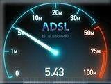 Scegliete uno dei 4 Test proposti  per il controllo della velocità della vostra connessione internet