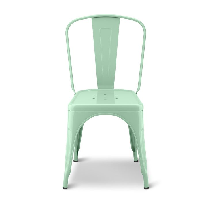 Industrial Kids Desk Chair - AquaMint - Pillowfort