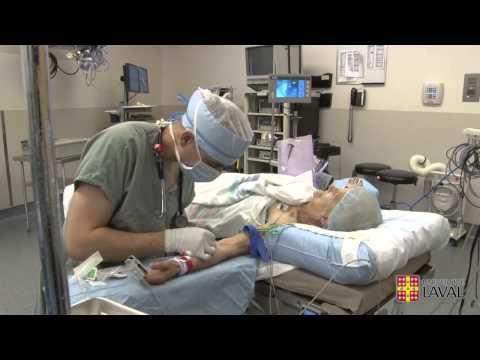 9 février 2007 - La cardiologie tertiaire à l'Hôpital Laval : La chirurgie cardiaque - YouTube