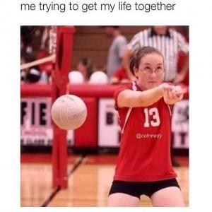 Volleyball Jokes | Kappit