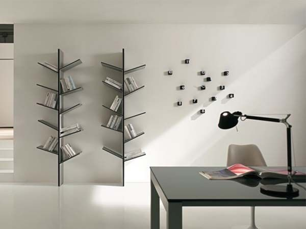 30 best Libreros! images on Pinterest | Home, Bookshelf design and ...