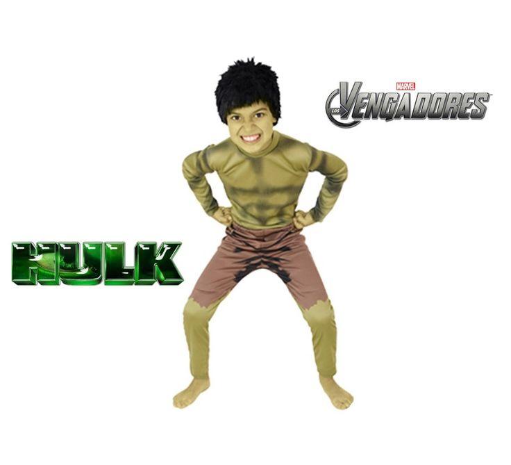Disfraz de #Hulk #LosVengadores #LosVengadores2 #TheAvengers #TheAvengers2 #Marvel #Disfraz #Disfraces #Superheroe #Superheroes #Superhero #Superheros