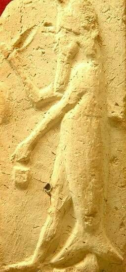 Annedots - people-amphibians from Sumer-Akkadian legends, the teachers of people outlived deluges