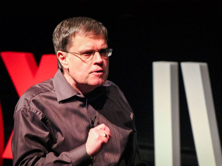 TED talk: Why you will fail to have a great career