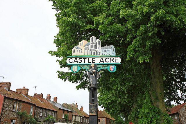 Castle Acre, Norfolk