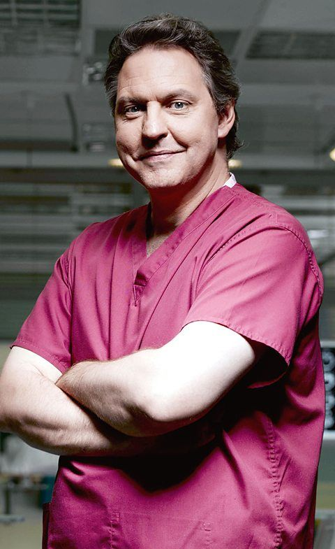 Born: March 31st 1966 ~ Bob Barrett is an English stage and television actor who is best known for his role as Dr. Sacha Levy in the BBC1 medical drama Holby City.