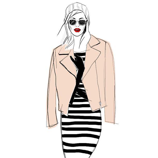 fashion sketch https://www.instagram.com/nataliamogilat/
