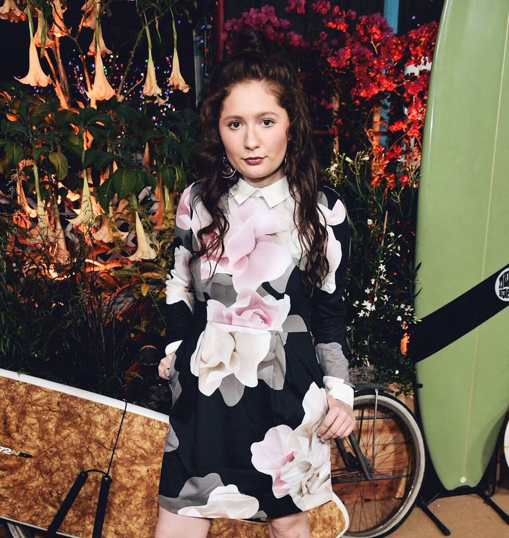 Emma Kenney at the Young Hollywood Party!