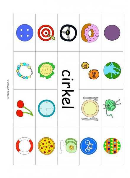 * Cirkel...