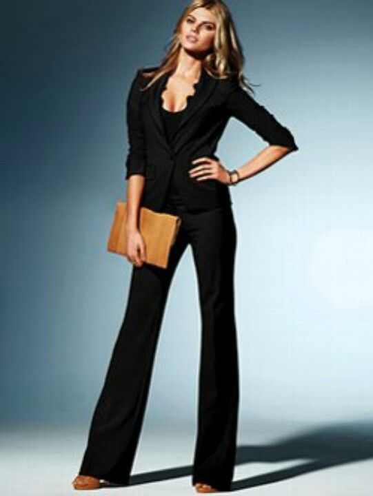 Cool 27 Excellent Black Business Pants Women U2013 Playzoa.com