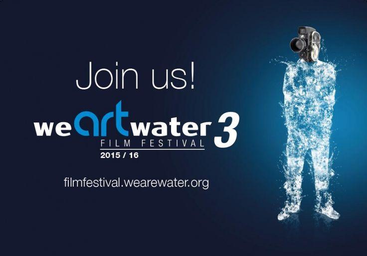 Ruszyła 3 edycja We ART Water Film Festival! :)