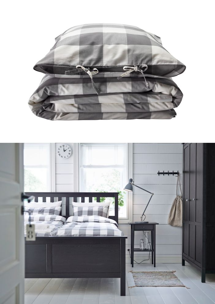 Dress your bed in classic and fashionable buffalo check with the EMMIE RUTA  duvet set. Best 25  Ikea duvet ideas on Pinterest   Ikea duvet cover  Ikea