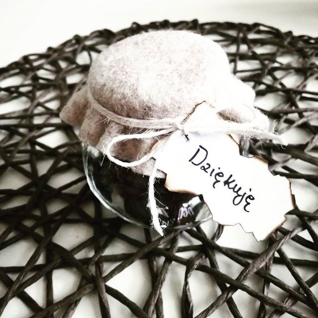 #gift #diy #handmade #handmadegifts #trufle #wawel #thanks #homedecor
