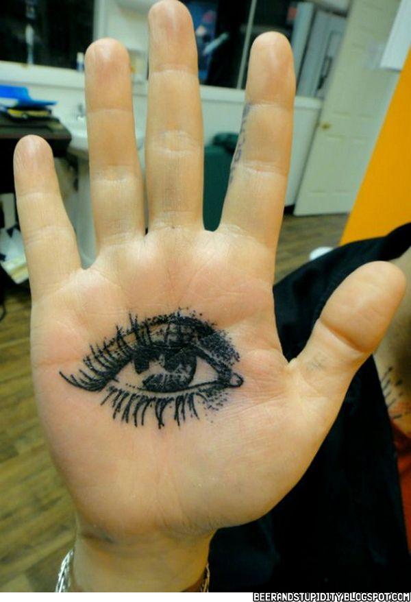Eye on palm tattoo | Tattoos | Tattoos, Xoil tattoos, Palm ...