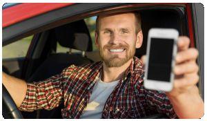 Une couverture d'assurance pour les conducteurs Uber