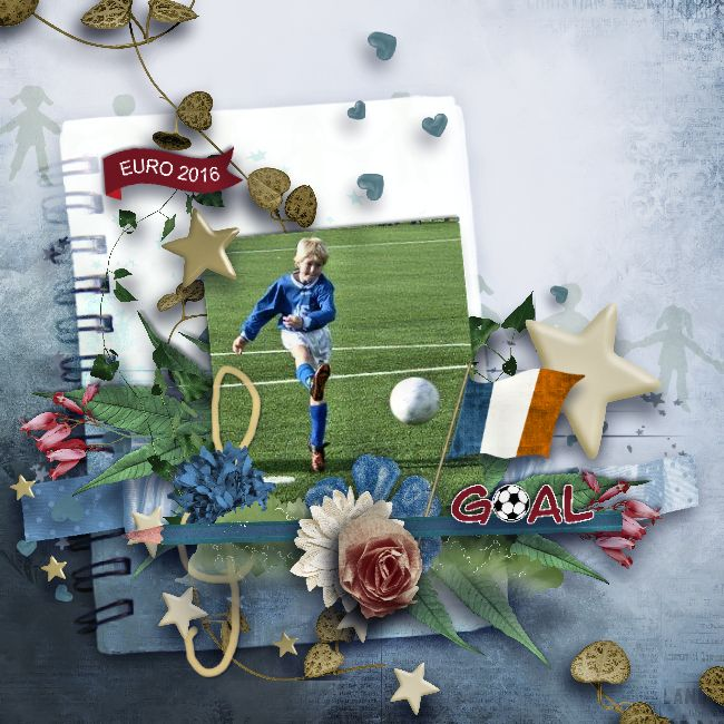 New in Store, En route pour le stade - Collection by Pat's Scrap. Photo from my one. ©Ina DigitalArt-2016 http://scrapfromfrance.fr/shop/index.php…