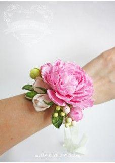 Браслеты для подружек невесты из фоамирана своими руками