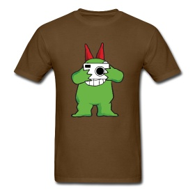 Men's T-Shirt - Victor Photograph