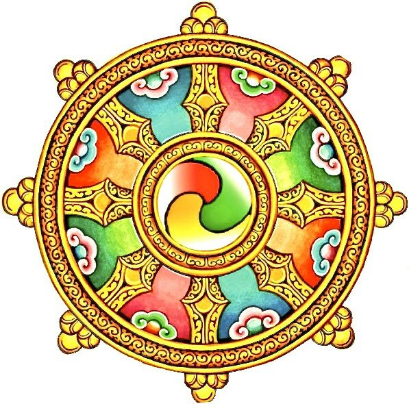 98 Best The Eight Auspicious Symbols Images On Pinterest Buddhist