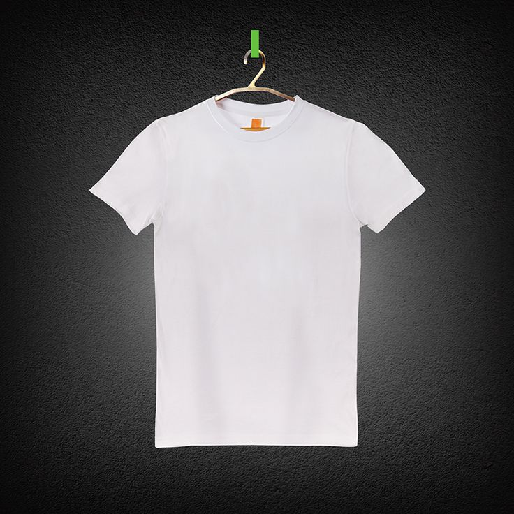 Blank 100% cotton t-shirt